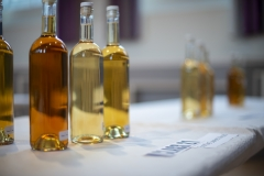 Mead on show at the Wiltshire Bee & Honey Day 2019